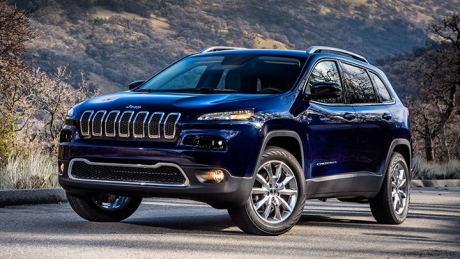 The All New 2014 Jeep Cherokee