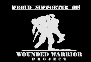 Proud Sponsors of Wounded Warrior Project